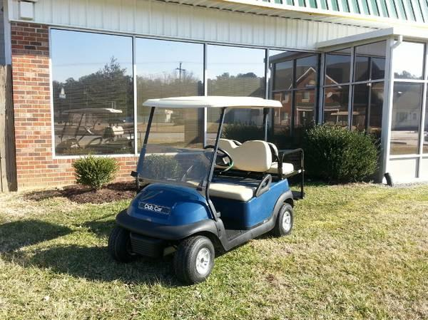 2005 club car precedent gasoline 4 passenger golf cart for sale in glen allen virginia. Black Bedroom Furniture Sets. Home Design Ideas