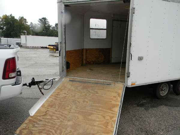 2005 Continental Trailers Snowking 3 Place Enclosed For