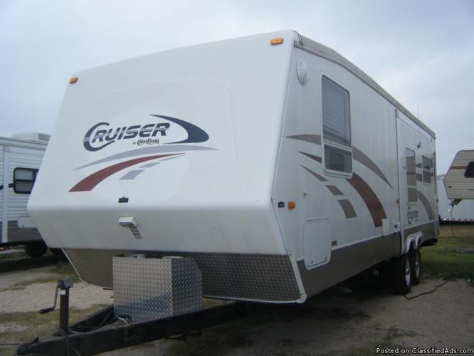 2005 Crossroads Cruiser Travel Trailer For Sale In La