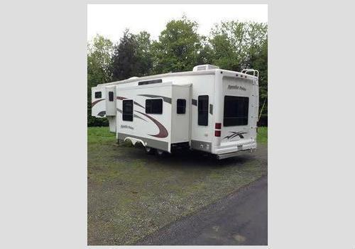 2005 Crossroads RV Paradise Pointe CK30