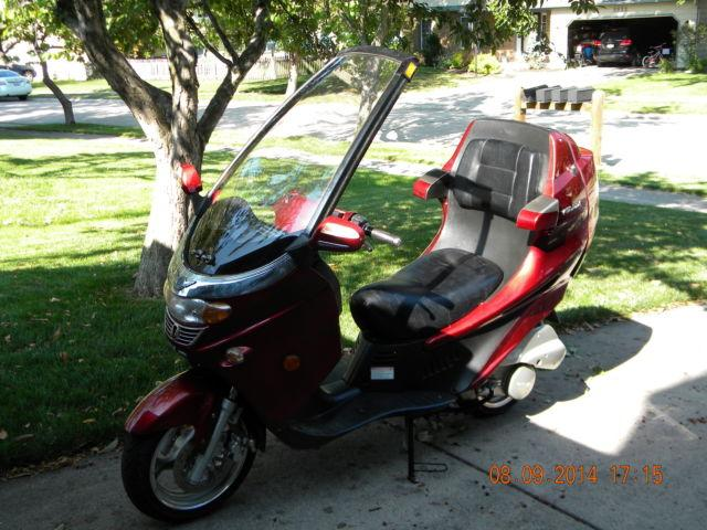 Honda Fort Wayne >> 2005 Diamo Velux Scooter for Sale in Fort Wayne, Indiana Classified | AmericanListed.com