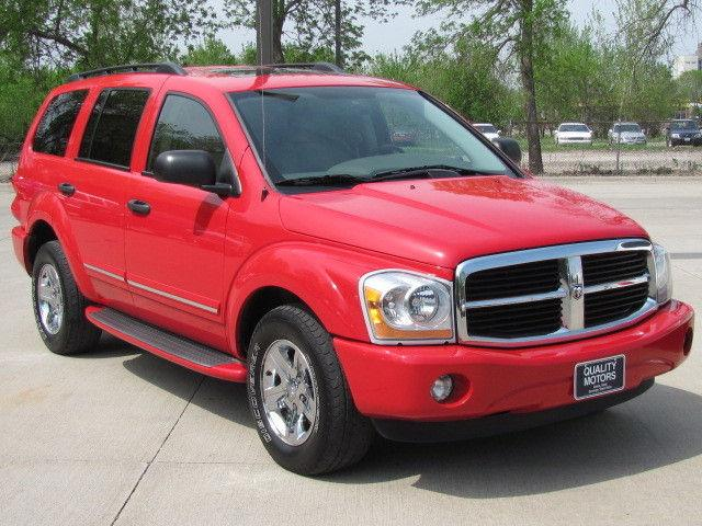 2005 dodge durango limited for sale in ames iowa. Black Bedroom Furniture Sets. Home Design Ideas