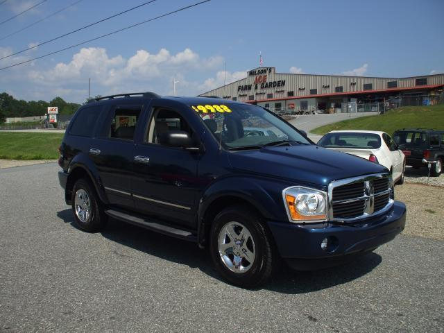 2005 dodge durango limited for sale in blairsville. Black Bedroom Furniture Sets. Home Design Ideas