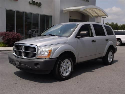 2005 dodge durango sport utility sxt with tow pkg for sale in anderson south carolina. Black Bedroom Furniture Sets. Home Design Ideas