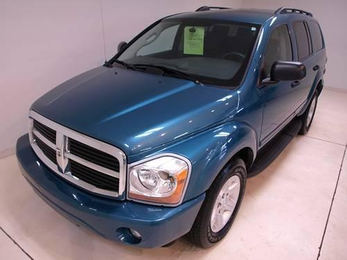 dodge durango suv slt 3rd row seat 4x4 for sale in jackson michigan. Cars Review. Best American Auto & Cars Review