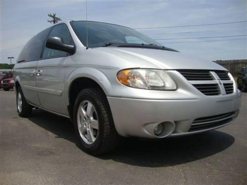2005 dodge grand caravan van sxt van for sale in guthrie. Black Bedroom Furniture Sets. Home Design Ideas