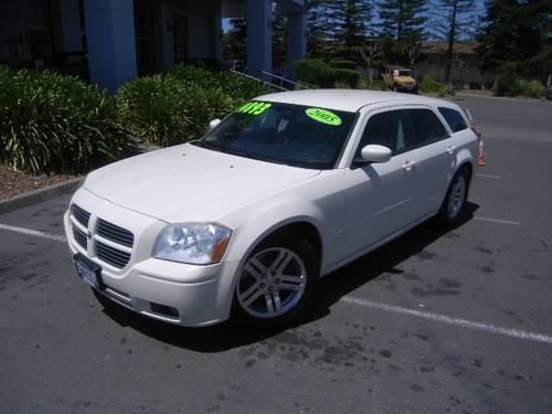 2005 Dodge Magnum 4dr Rear Wheel Drive Wagon Rt Rt For