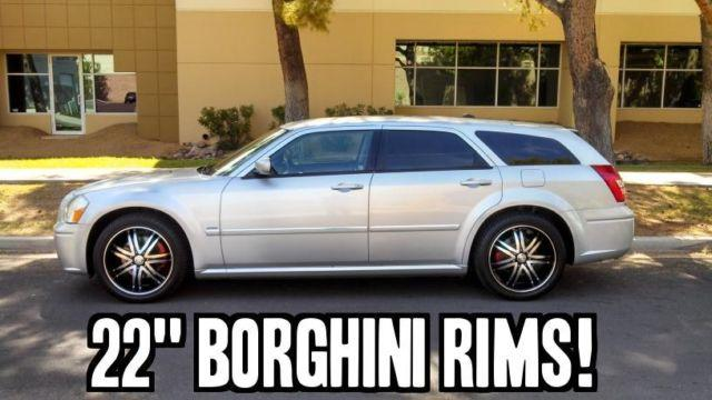 Dodge Magnum Dr Wgn R T Rwd Borghini Rims Americanlisted on 2005 Dodge Magnum Rt