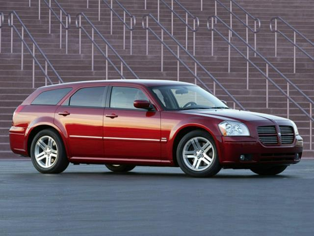 2005 Dodge Magnum RT AWD RT 4dr Wagon