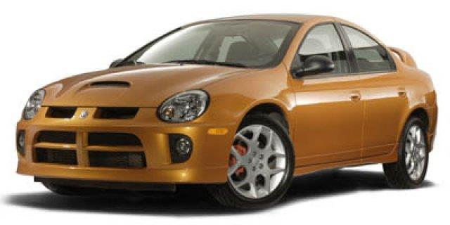 2005 Dodge Neon SRT-4 Base 4dr Turbo Sedan