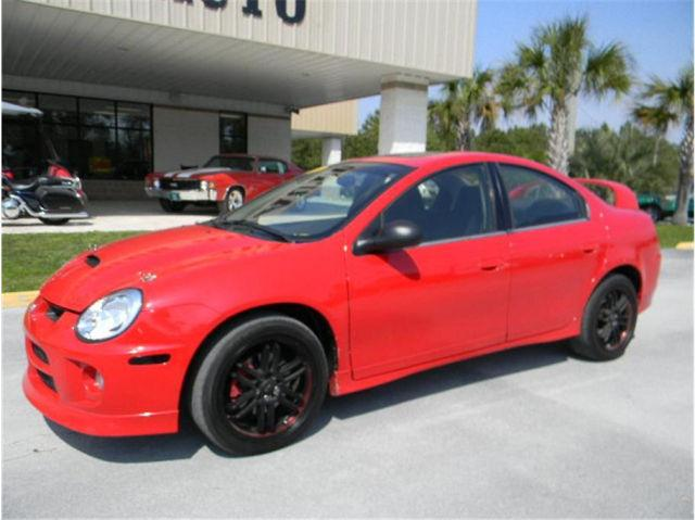 2005 dodge neon srt 4 for sale in newport north carolina classified. Black Bedroom Furniture Sets. Home Design Ideas