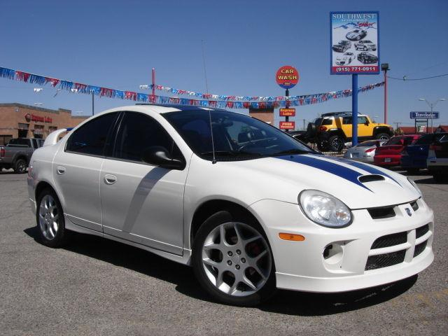 2005 dodge neon srt 4 for sale in el paso texas. Black Bedroom Furniture Sets. Home Design Ideas
