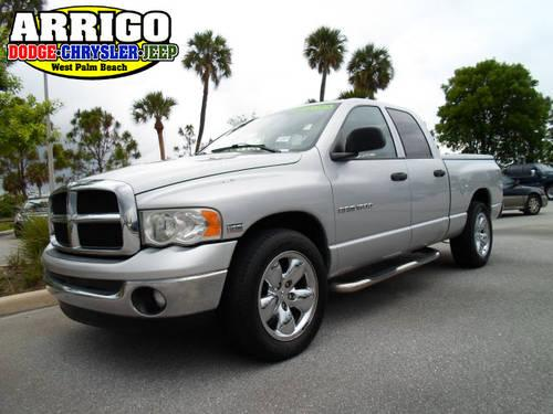 2005 dodge ram 1500 quad cab pickup truck for sale in west palm beach florida classified. Black Bedroom Furniture Sets. Home Design Ideas