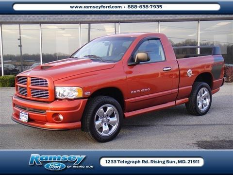 2005 dodge ram 1500 rising sun md for sale in rising sun maryland classified. Black Bedroom Furniture Sets. Home Design Ideas