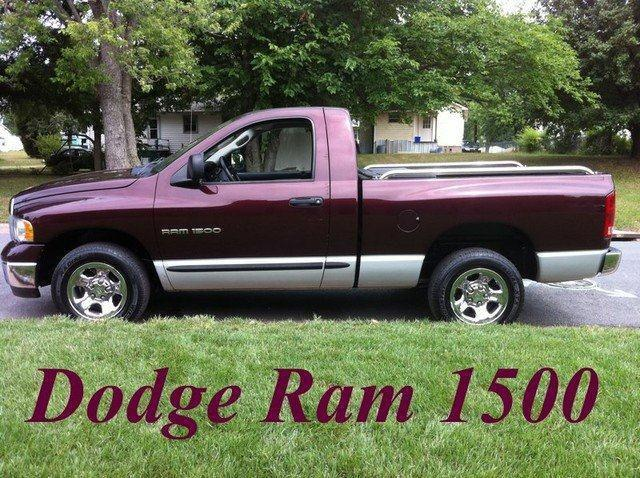 2005 dodge ram 1500 st for sale in kernersville north carolina classified. Black Bedroom Furniture Sets. Home Design Ideas