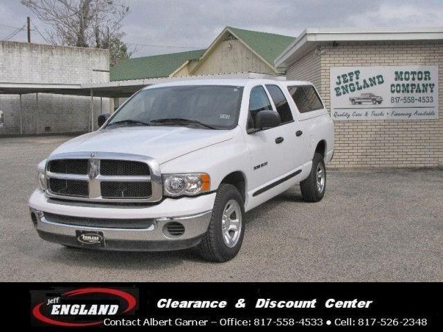 2005 dodge ram 1500 st for sale in cleburne texas classified. Black Bedroom Furniture Sets. Home Design Ideas