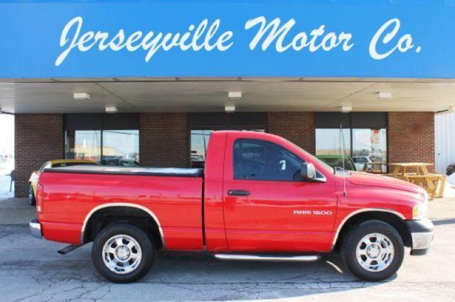 2005 dodge ram 1500 st for sale in grafton illinois classified. Black Bedroom Furniture Sets. Home Design Ideas