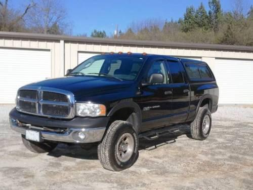 2005 dodge ram 2500 4x4quad cab power wagon for sale in madison south carolina classified. Black Bedroom Furniture Sets. Home Design Ideas