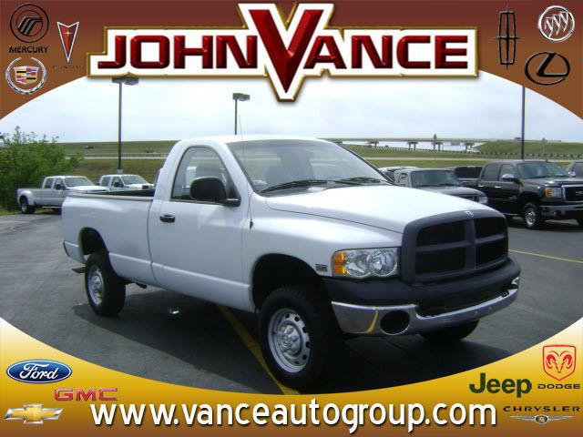 2005 Dodge Ram 2500 For Sale In Guthrie Oklahoma