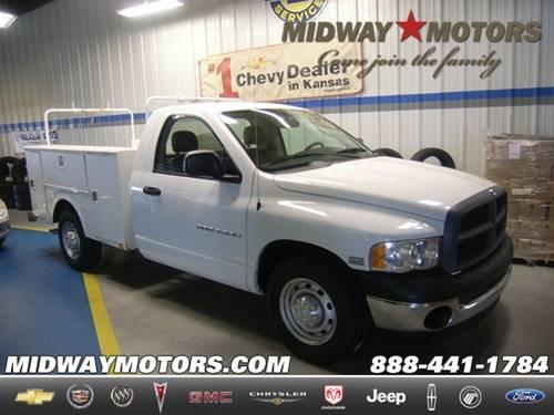 2005 Dodge Ram 2500 Truck Slt Laramie For Sale In