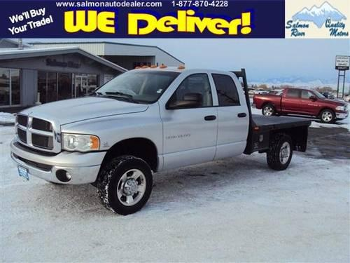 2005 Dodge Ram 3500 Crew Cab Pickup Slt For Sale In Baker