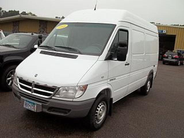 2005 dodge sprinter 2500 high roof for sale in paynesville