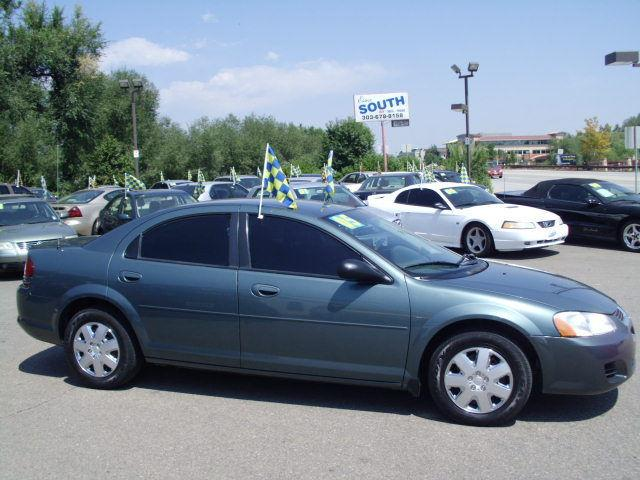 2005 dodge stratus sxt for sale in longmont colorado. Black Bedroom Furniture Sets. Home Design Ideas