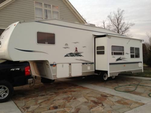 2005 Dutchman classic fifth wheel