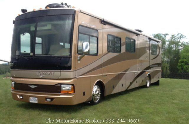 2005 Fleetwood Discovery 39s W 3 Slide Outs For Sale In