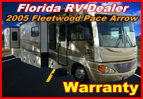 2005 fleetwood pace arrow 37c for sale in port charlotte florida classified. Black Bedroom Furniture Sets. Home Design Ideas