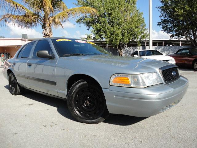 2005 Ford Crown Victoria Police Interceptor For Sale In Miami  Florida Classified