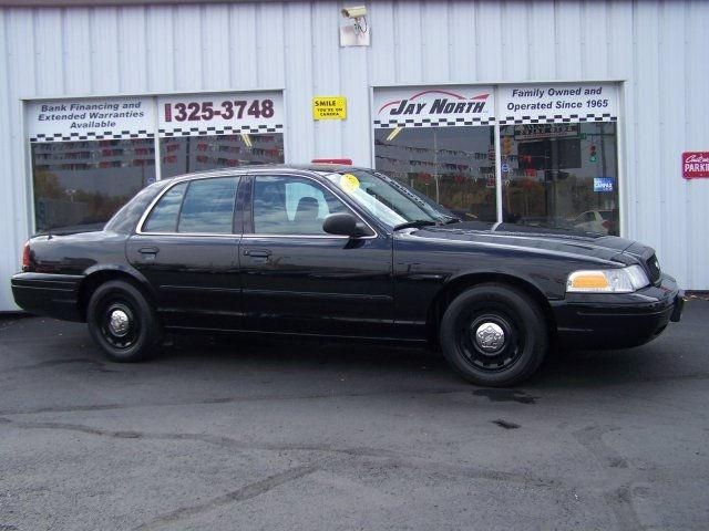 2005 ford crown victoria police interceptor for sale in springfield ohio classified. Black Bedroom Furniture Sets. Home Design Ideas