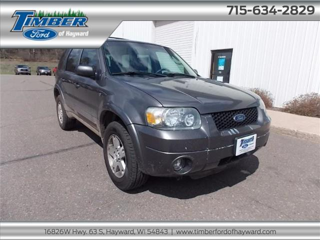 2005 ford escape limited awd limited 4dr suv for sale in. Black Bedroom Furniture Sets. Home Design Ideas