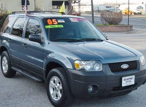 escape 2005 ford xlt wheel 4x4 drive americanlisted pennsylvania cars