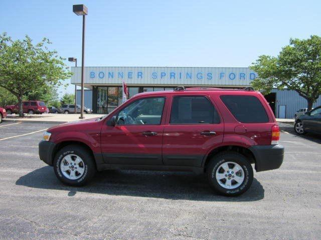 2005 ford escape xlt for sale in bonner springs kansas classified. Black Bedroom Furniture Sets. Home Design Ideas