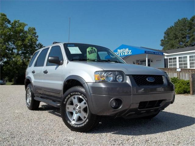 2005 ford escape xlt for sale in zebulon north carolina classified. Black Bedroom Furniture Sets. Home Design Ideas