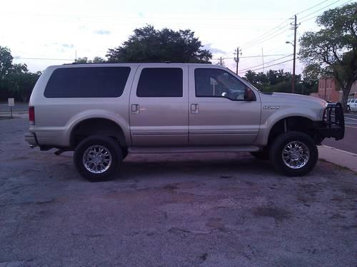 2005 Ford Excursion Limited 4x4 V10 For Sale In Cologne