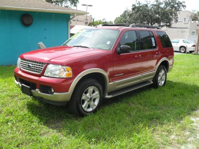 2005 ford explorer eddie bauer for sale in bradenton florida classified. Black Bedroom Furniture Sets. Home Design Ideas