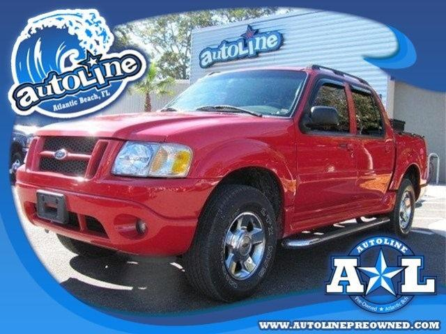 2005 ford explorer sport trac adrenalin for sale in atlantic beach florida classified. Black Bedroom Furniture Sets. Home Design Ideas