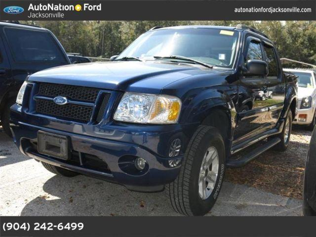 2005 ford explorer sport trac for sale in jacksonville florida classified. Black Bedroom Furniture Sets. Home Design Ideas