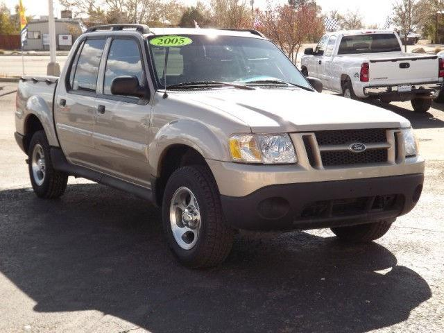 2005 ford explorer sport trac xls for sale in moriarty new mexico classified. Black Bedroom Furniture Sets. Home Design Ideas