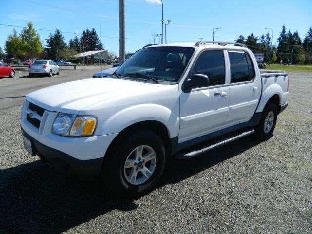 2005 ford explorer sport trac xlt truck 44 lease return for sale in five corners washington. Black Bedroom Furniture Sets. Home Design Ideas