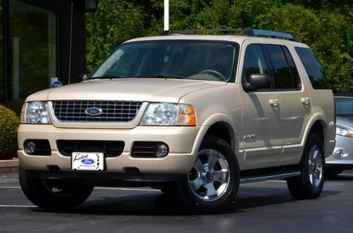 2005 Ford Explorer SUV Limited 4.6L for Sale in Morehead City, North Carolina Classified ...