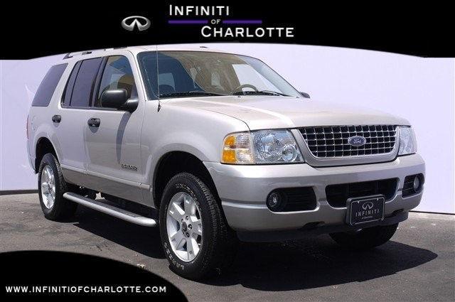 2005 ford explorer xlt for sale in matthews north carolina classified. Black Bedroom Furniture Sets. Home Design Ideas