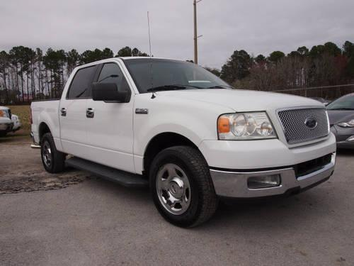 2005 ford f 150 4d crew cab xlt for sale in neuse forest north carolina classified. Black Bedroom Furniture Sets. Home Design Ideas