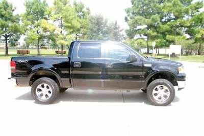 2005 ford f 150 4x4 lariat custom wheels tires truck for sale in miami florida classified. Black Bedroom Furniture Sets. Home Design Ideas