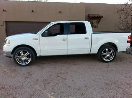 2005 ford f 150 for sale in redding california classified. Black Bedroom Furniture Sets. Home Design Ideas