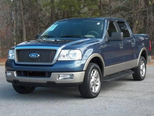 2005 ford f 150 crew cab pickup for sale in seneca south carolina classified. Black Bedroom Furniture Sets. Home Design Ideas