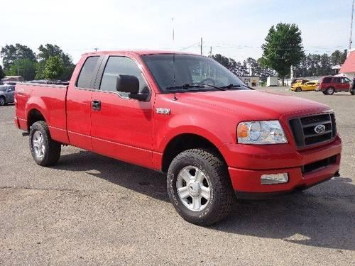 2005 ford f 150 extended cab pickup stx for sale in greenville michigan classified. Black Bedroom Furniture Sets. Home Design Ideas