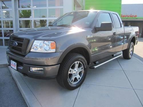 2005 ford f 150 extended cab pickup xlt for sale in acorn kentucky classified. Black Bedroom Furniture Sets. Home Design Ideas